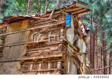 地図から消えた村。廃村。杉森の郷(鳥取県鳥取市用瀬町赤波杉森)※作品コメント欄に撮影位置あり 42839062