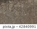 コンクリートの壁 42840991