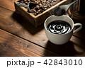 ホットコーヒー 42843010