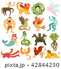Mythical Creatures Set  42844230