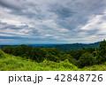関東平野 山 風景の写真 42848726