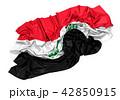 イラク国旗 42850915