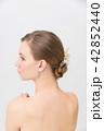 ビューティー ウェディング 女性の写真 42852440