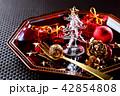クリスマス 飾り 装飾の写真 42854808