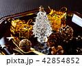 クリスマスツリー クリスマス 飾りの写真 42854852