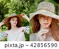 若い 若 女の子の写真 42856590