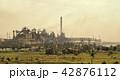 工場 製造所 えんとつの写真 42876112