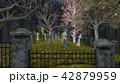 不気味な墓 42879959