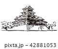 長野県松本市/松本城 42881053