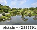 熊本市 風景 水前寺公園 42883591