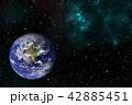 バックグラウンド 宇宙 ぎんがのイラスト 42885451
