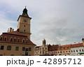 旧市庁舎 ブラショフ ルーマニア ヨーロッパ 42895712