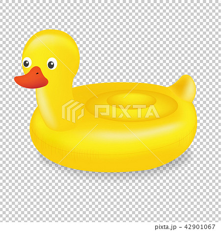Swimming Ring Duck Transparent Background 42901067