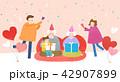イラスト 挿絵 誕生日のイラスト 42907899
