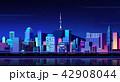 建物 建築物 建造物のイラスト 42908044