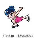 コミック 漫画 ダンスのイラスト 42908051