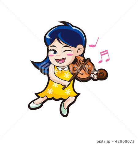 Vector - music and physical education vector cartoon Illustration 012 42908073