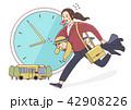 イラスト 挿絵 バスのイラスト 42908226