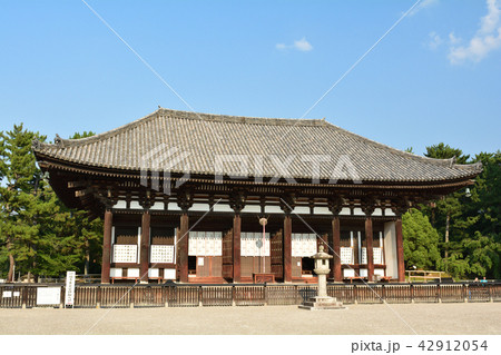 世界遺産・奈良公園 42912054