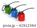 Colorful Oil Can 42912364