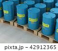 Motor Oil on Wooden Pallet 42912365