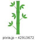 竹 和 和風のイラスト 42913672