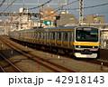 E231系中央・総武緩行線10両 42918143