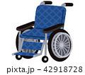 車椅子 42918728