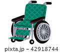 車椅子 42918744