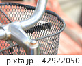 bicycle part on the blurred background 42922050