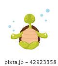 かめ カメ 亀のイラスト 42923358