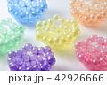 バルーンアートの造形(虹色) 42926666