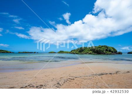 西表島 星砂の浜 42932530