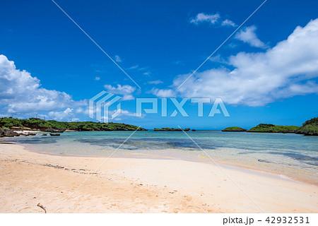 西表島 星砂の浜 42932531