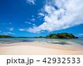 西表島 星砂の浜 ビーチの写真 42932533