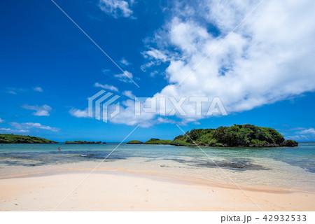 西表島 星砂の浜 42932533