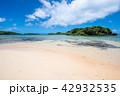 西表島 星砂の浜 ビーチの写真 42932535