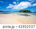 西表島 星砂の浜 ビーチの写真 42932537