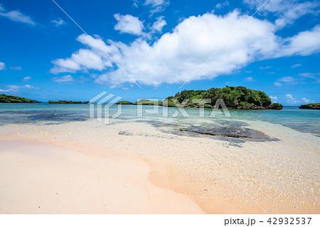 西表島 星砂の浜 42932537