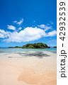 西表島 星砂の浜 ビーチの写真 42932539