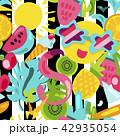 夏 エキゾチック 異国風のイラスト 42935054