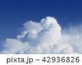 入道雲 42936826