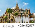ドゥシットマハープラサート宮殿 ワットプラケオ寺院  42945257