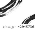 モノクロ テキスタイル 42945736
