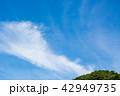 山 磐梯山 青空の写真 42949735