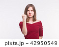 女 女の人 女性の写真 42950549