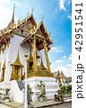 ワットプラケオ寺院 ドゥシット宮殿 42951541