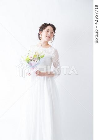 花嫁 ブライダル 42957719