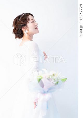 花嫁 ブライダル 42957729