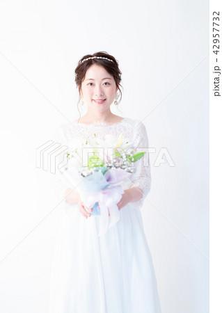 花嫁 ブライダル 42957732